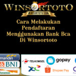 Cara Melakukan Pendaftaran Menggunakan Bank Bca Di Winsortoto