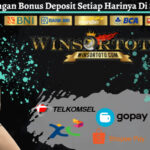 Togel Online Dengan Bonus Deposit Setiap Harinya Di Situs Winsortoto
