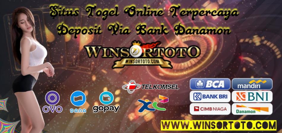 Bermain Di Situs Togel Online Terpercaya Deposit Via Bank Danamon