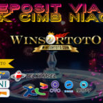Deposit Di Situs Togel Online Terpercaya Via Bank CIMB NIAGA